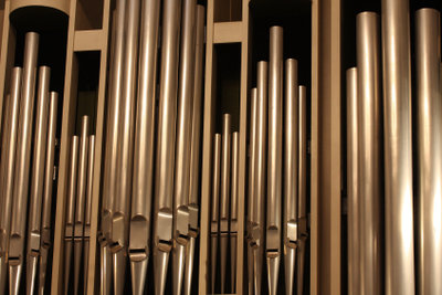 Die Orgel - Königin der Instumente.