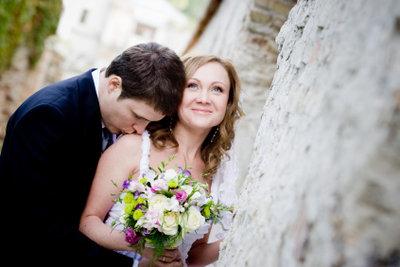 Die Hochzeit ist etwas Unvergessliches!