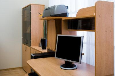 Bonjour verbindet Netzwerkdrucker und Computer.