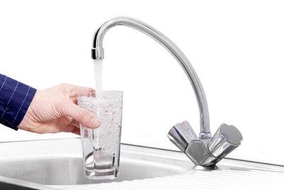 Entkalktes Wasser schont Umwelt und Haushaltsgeräte.