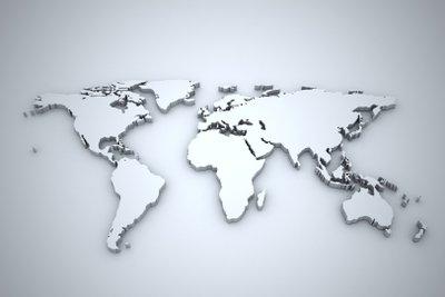Die Welt unterliegt der ständigen Veränderung.