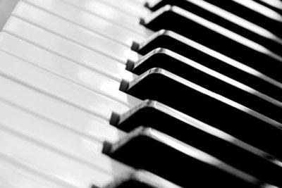 Klavierspielen lernen, ist nicht schwer.