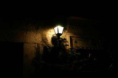 Gutes Licht sorgt für höhere Sicherheit.
