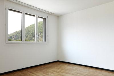 Fensterfolien schützen vor Sonne und Kälte.