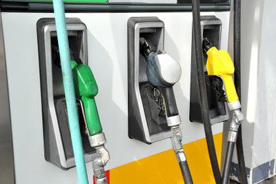 Flexible-Fuel-Fahrzeugbesitzer können E85 tanken.