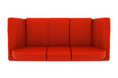 Einen schönen Sofabezug selber nähen.