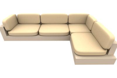 Polstermöbel sollten Sie reinigen und pflegen.
