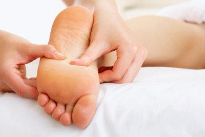 Yoga hilft gegen taube Beine.