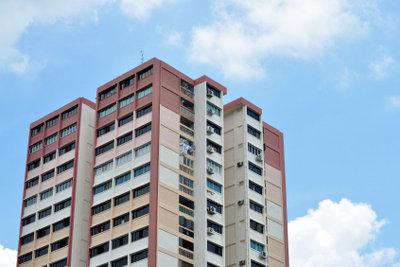 Für manche Wohnungen benötigen Sie einen Wohnberechtigungsschein.
