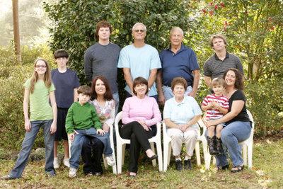 Familientreffen als oft logistische Meisterleistung