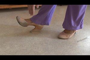 Klassische Tänze - Anfängerübungen für Slowfox