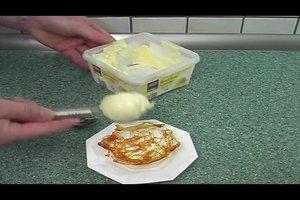 Karamell-Nest - so gelingt die edle Dessert-Dekoration