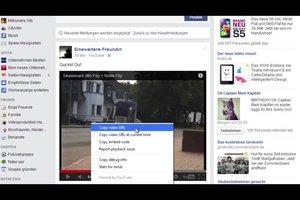 Video von Facebook downloaden - so geht's