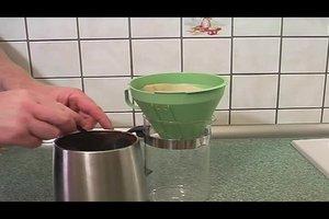 Kaffee machen - so gelingt die Kaffeezubereitung