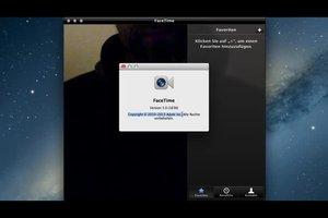 Facetime für Windows 7 - Hinweise
