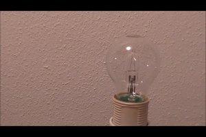 Halogenlampe wechseln - Anleitung