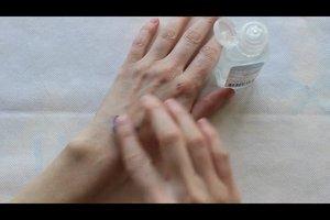 Henna-Farbe für die Haut - so lässt Sie sich entfernen