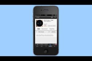 Musik auf iPhone 4 laden - so geht es mit der iTunes-App