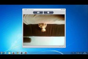 ASUS-Webcam auf dem Kopf - so drehen Sie das Bild