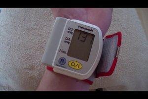 Blutdruck messen - Anleitung