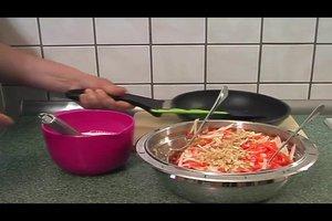 Selleriesalat roh zubereiten - Wissenswertes über Rohkost