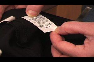Anzughose waschen und bügeln - so geht´s richtig