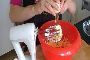 Kuchen aus Dinkelmehl - ein Rezept