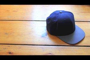 Ein Baseballcap waschen - so geht's schonend