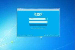 Skype: Login löschen - so funktioniert's