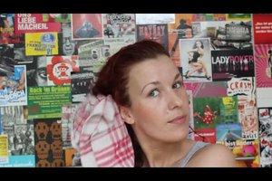 Feines Haar kräftigen mit Urgroßmutters Hausmitteln