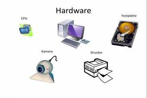 Unterschied zwischen Hardware und Software anschaulich erklärt