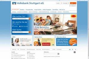 Kontostand online abfragen bei der Volksbank - so funktioniert's