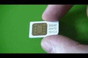SIM-Nummer herausfinden - so klappt's