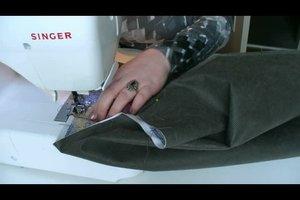 Handtasche selber nähen - Anleitung für eine Tote-Bag