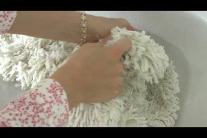 Langflor-Teppich reinigen - so geht's