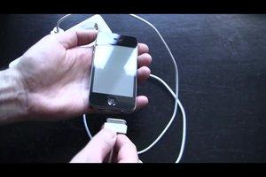 iPhone: Bildschirm wird weiß - was tun?