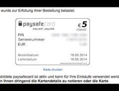 Paysafecard Per Sms Kaufen