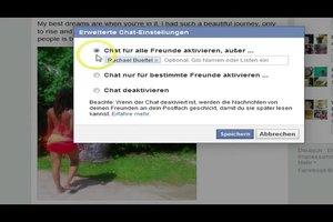 Facebook: Wer kann sehen dass ich online bin? - Die Einstellungen ändern Sie so