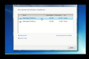 Bei Windows 7 den Auslieferungszustand wiederherstellen - so geht's