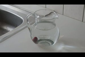 Strukturiertes Wasser selbst herstellen