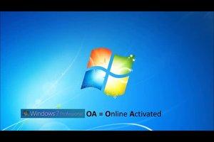 Windows 7 Pro OA - Wissenswertes zu dieser Version
