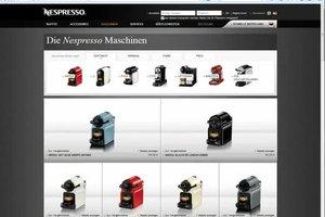 Nespresso DeLonghi - Bedienungsanleitung