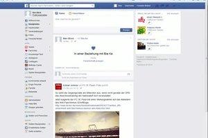 Bei Facebook Beziehungsstatus verbergen - so geht's