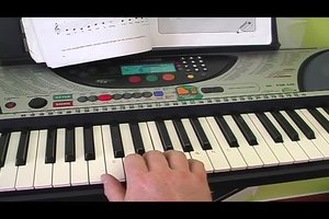 Keyboard - Lieder für Anfänger spielen