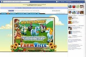 Farmville geht nicht - so funktioniert's wieder