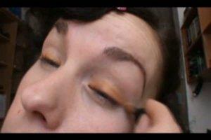 Orientalisch schminken - so geht´s