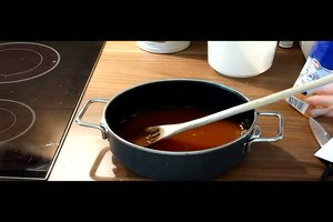 Wackelpudding selber machen - Rezept