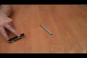 Fingerboard - Tricks für Anfänger