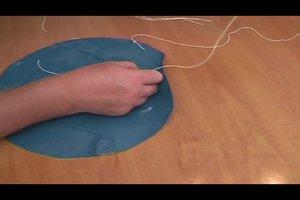 Fallschirmspringer basteln - so experimentieren Sie mit Kindern