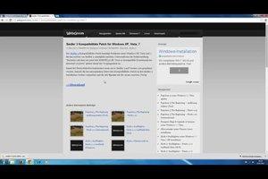 Siedler 3 unter Windows 7 spielen - so geht's